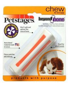 Petstages игрушка для собак Beyond Bone, с ароматом косточки 11 см маленькая