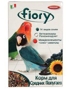FIORY корм для средних попугаев African 800г