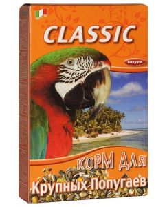 FIORY корм для крупных попугаев Classic
