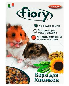 Корм Fiory Criceti for Hamsters для хомяков 400г