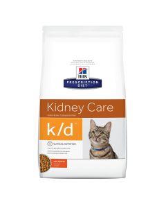 """Корм Hill's Prescription Diet k/D для кошек """"Лечение почек, сердца и нижнего отдела мочевыводящих путей"""", K/D Feline with Chicken"""