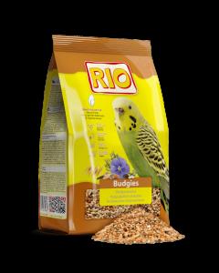 РИО Корм для волнистых попугайчиков в период линьки