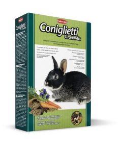 Padovan Grandmix Coniglietti Корм для декоративных кроликов и молодняка, 850 г