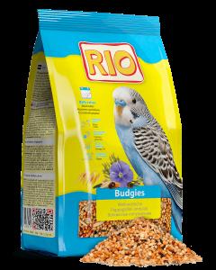 РИО корм для волнистых попугайчиков основной рацион
