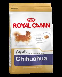 Royal Canin Полнорационное питание для собак породы чихуахуа в возрасте с 8 месяцев и на протяжении всей жизни