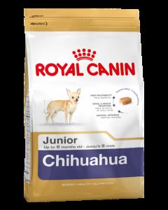 Royal Canin Полнорационное питание для щенков породы чихуахуа в возрасте до 8 месяцев
