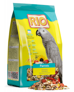 РИО корм для крупных попугаев основной рацион