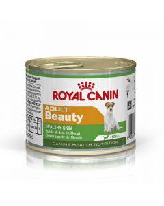 Royal Canin Влажный корм adult beauty mousse для взрослых собак с 10 месяцев до 8 лет для поддержания здоровья шерсти и кожи