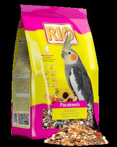 РИО корм для средних попугаев в период линьки