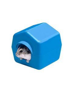 Домик для грызунов FERPLAST ISBA для хомяков 10,4x11,4x11см