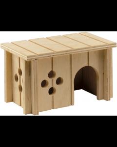 Ferplast Дом для мышей деревянный