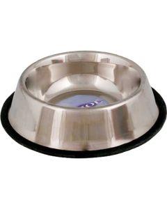Миска металлическая 250мл KID1502 на резинке