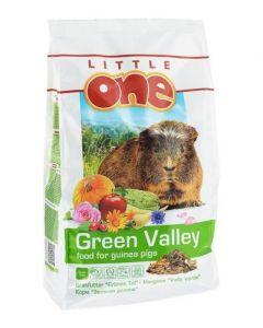 Little One Зеленая долина Корм из разнотравья для морских свинок 750г